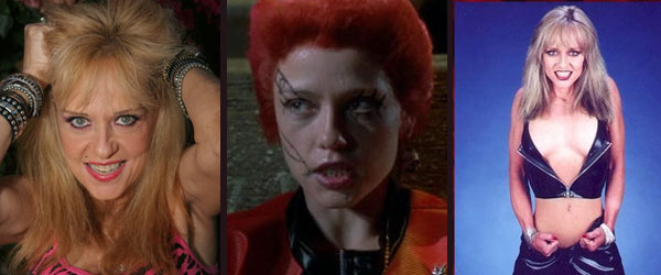 lin - Scream Queen Linnea Quigley Joins The Dungeon of Deadly Delights as New Co-Host