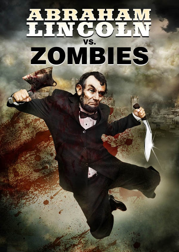 Abraham Lincoln vs. Zombies To Make Asylum History