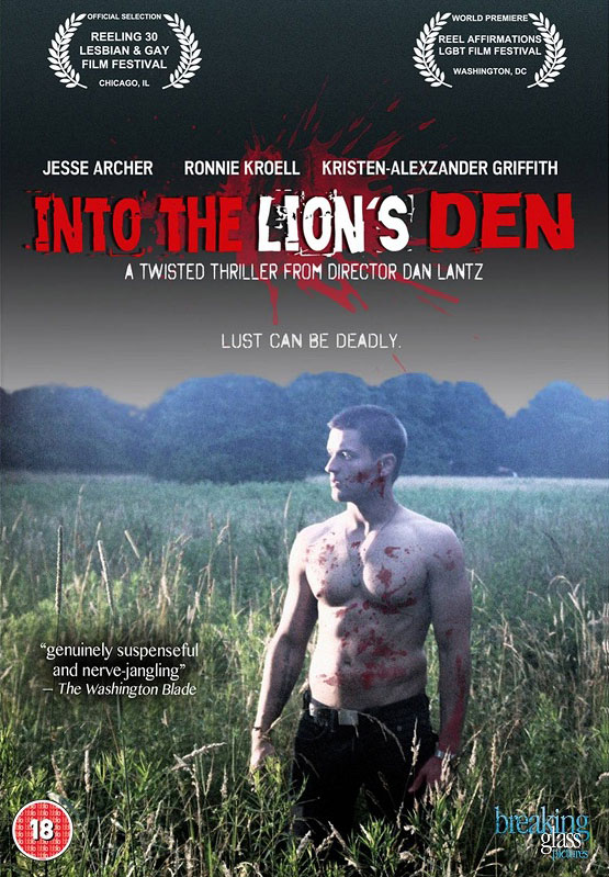 Into the Lion's Den (UK DVD)