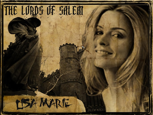 Lisa Marie Supports The Lords of Salem