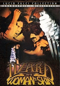 Lizard in a Woman's Skin DVD (click for larger image)