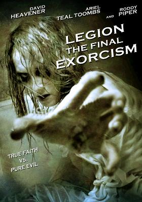 Rowdy Roddy Piper Pokes the Devil in the Eyes in Legion: The Final Exorcism