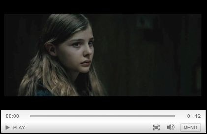 New Let Me In Clip and One-Sheets