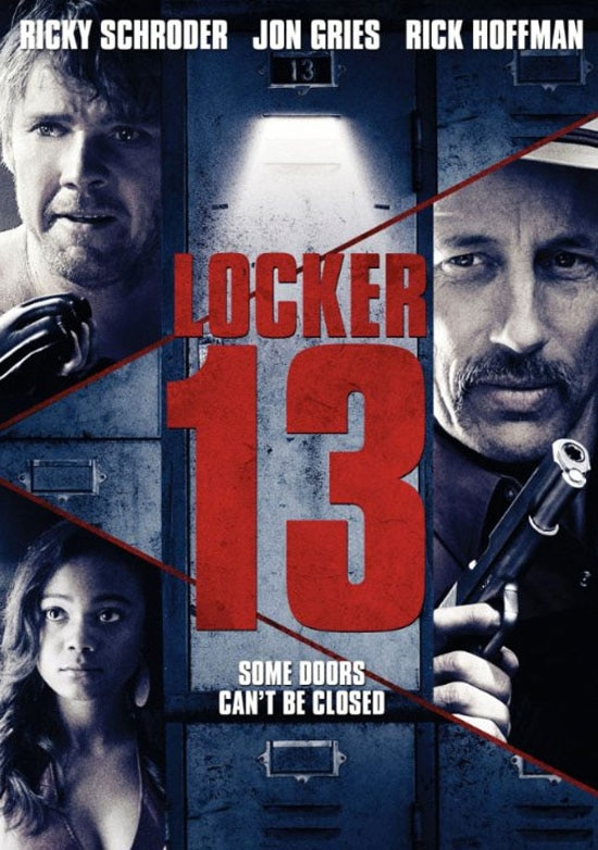 locker 13 - New Anthology Found in Locker 13