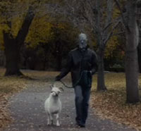 New Lords of Salem Clip Takes the Old Goat Out for a Stroll
