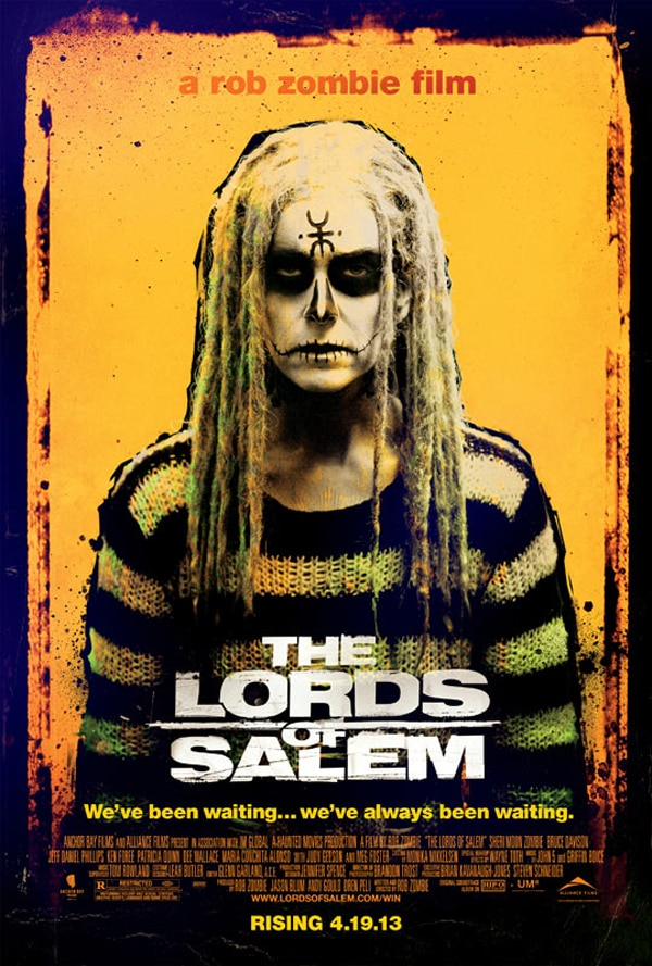 lords - The Lords of Salem Rule in this New Trailer