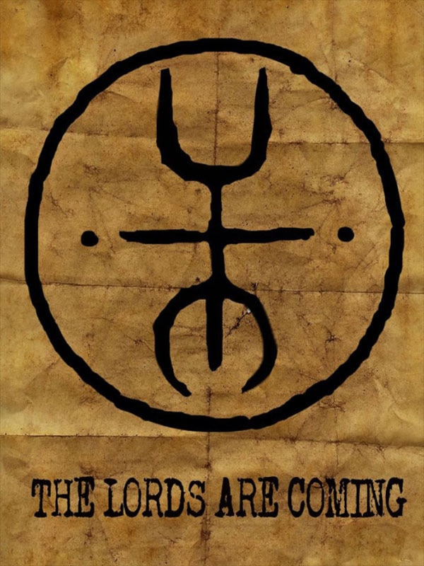 lordscome - TIFF 2012: New Lords of Salem One-Sheet Comes Our Way