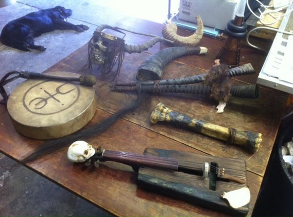 Rob Zombie Shows Off The Lords of Salem's Implements of Destruction