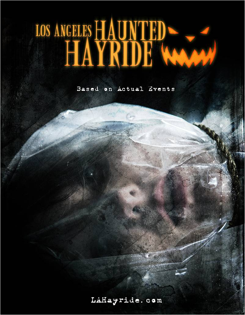 los angeles haunted hayride - Exclusive Event Report: Los Angeles' Haunted Hayride 2013