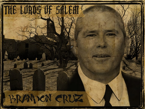 Former Child Star Brandon Cruz Joins The Lords of Satan