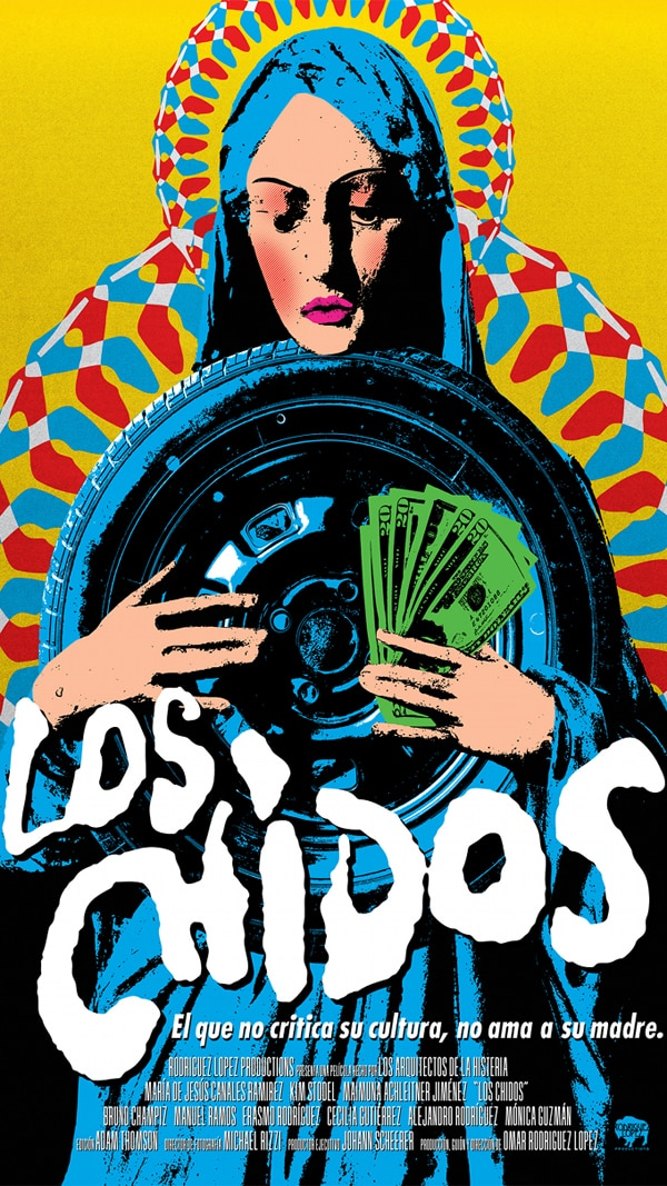 Exclusive Interview: Musician/Filmmaker Omar Rodriguez-Lopez Discusses Symbolism, Fairy Tales and More for Los Chidos