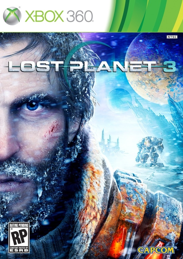 lost planet 3 - New Multiplayer Trailer for Lost Planet 3