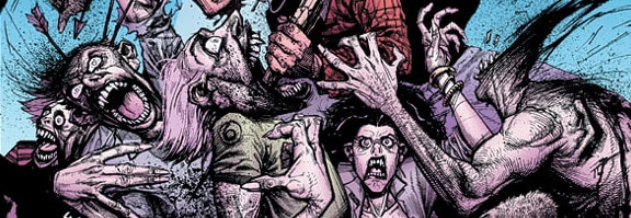 Lost Boys: Reign of Frogs comic!