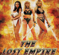 Jim Wynorski's Classic B-Movie The Lost Empire Heading to DVD in April