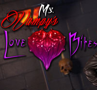 Exclusive Early Look at Ms. Vampy's Love Bites Web Series