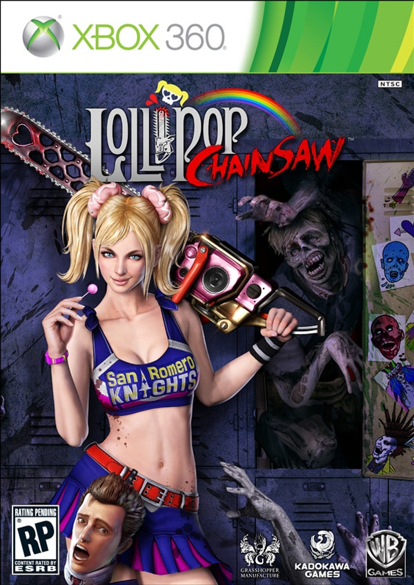 lpc1 - New Combat Trailer for Lollipop Chainsaw