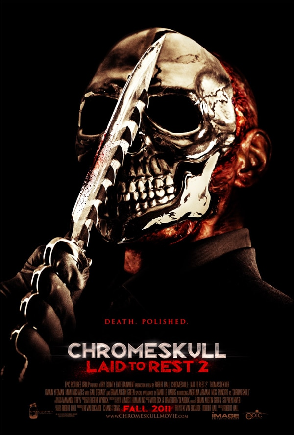 ChromeSkull: Laid to Rest 2 Carves Out a Release Date