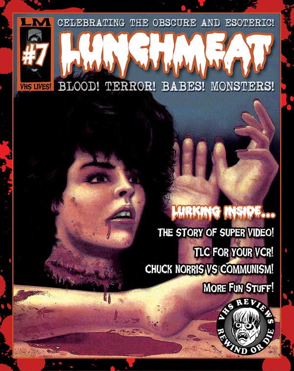 Analog Terrors: A Post-Mortem of Lunchmeat 7