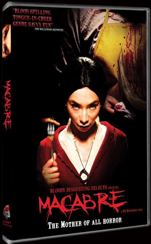 macabre dvd - Two New Clips From Macabre Take You to Dinner