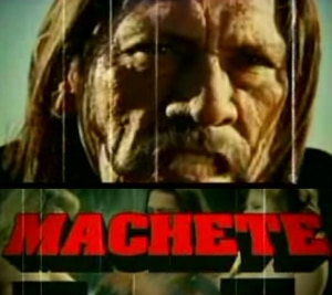Machete ready to roll soon?