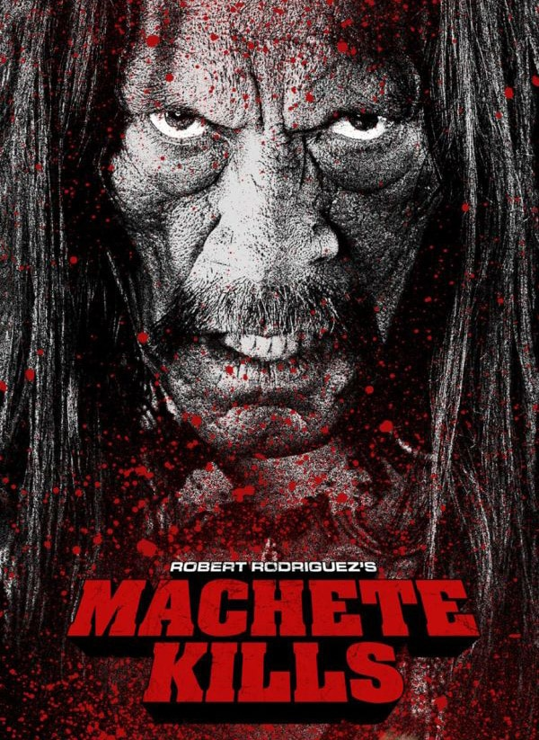 Jessica Alba and Michelle Rodriguez Circling Machete Kills
