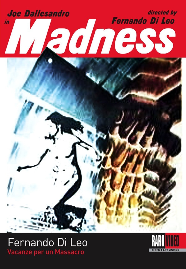 RaroVideo to Release Fernando Di Leo's Madness This August
