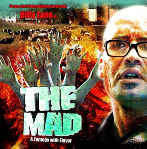 Poster for The Mad