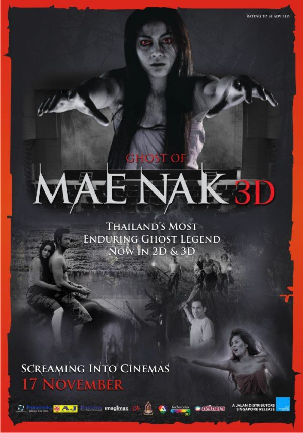 Thai on Some Terror in Mae Nak 3D