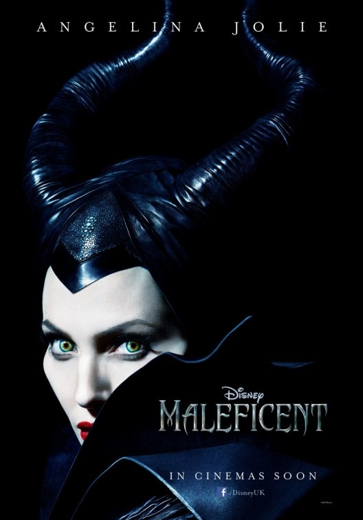 Angelina Jolie Is Bewitching in These Teaser Posters for Maleficent