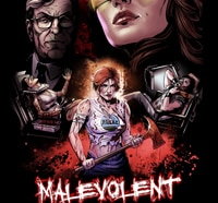 Horror Stars Get Animated for Malevolent