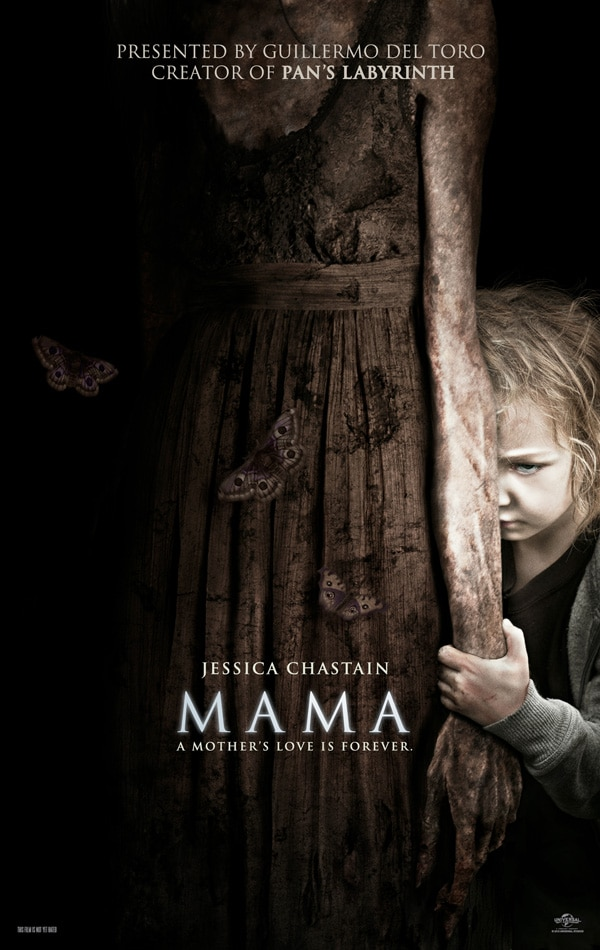 mama - Frightening New Mama Trailer Delivers the Scares