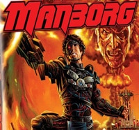 Manborg Trailer Premieres with an Incredible Splat of Gory Goodness!