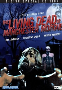 The Living Dead at Manchester Morgue  DVD (click for larger image)