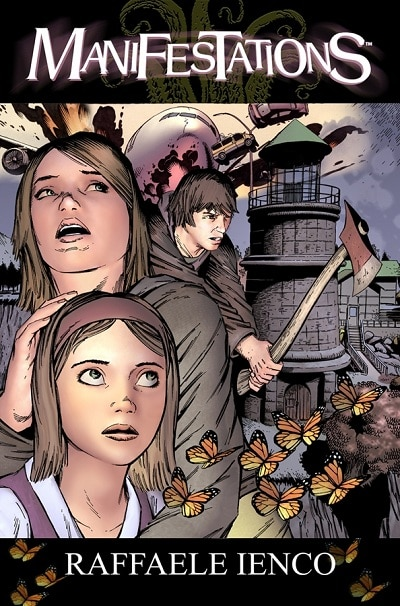 San Diego Comic-Con 2012: Content and Top Cow Create Manifestations of Evil