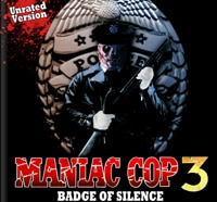 Maniac Cop 3: Badge of Silence Artwork and Specs Arrive