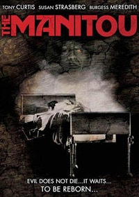 The Manitou DVD (click for larger image)