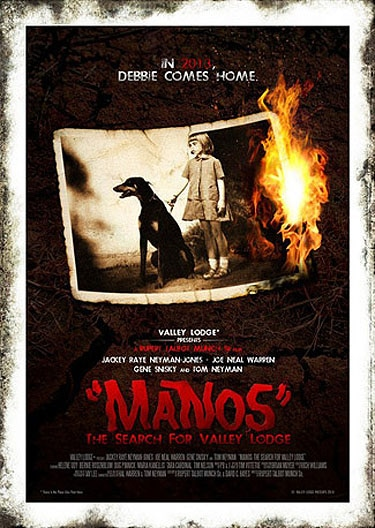 The Master Would Like You to See Manos: The Search for Valley Lodge