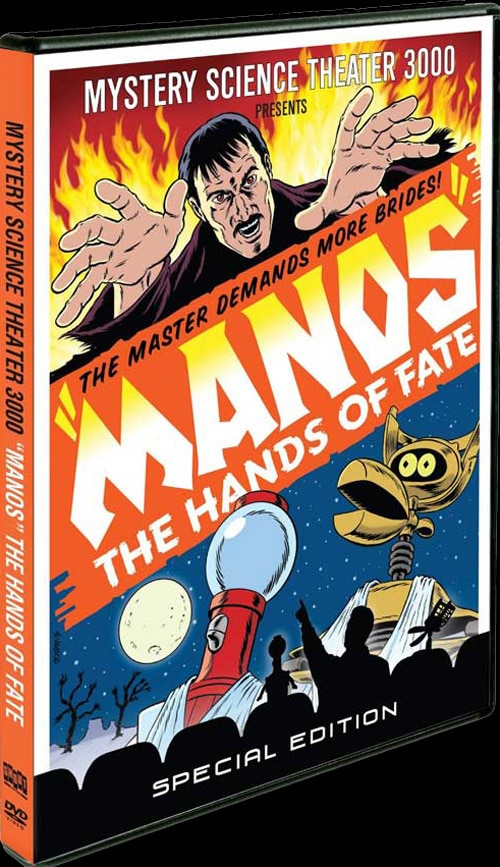 The Hands of Fate Wield a Special Edition of Manos