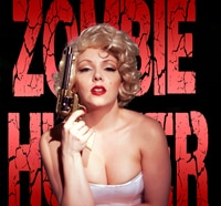 First Look at Marilyn Monroe Zombie Hunter