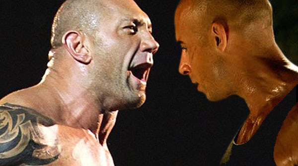 Riddick Goes One-on-One with Dave Bautista