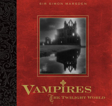 Simon Marsden Talks Vampires: The Twilight World, Photographing Spooky Places, and More!