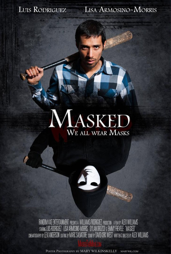 Indie Horror Month 2013: Masked to Have Online Premiere TODAY!