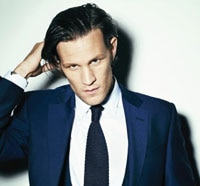 Matt Smith Turns Into an American Psycho in the UK