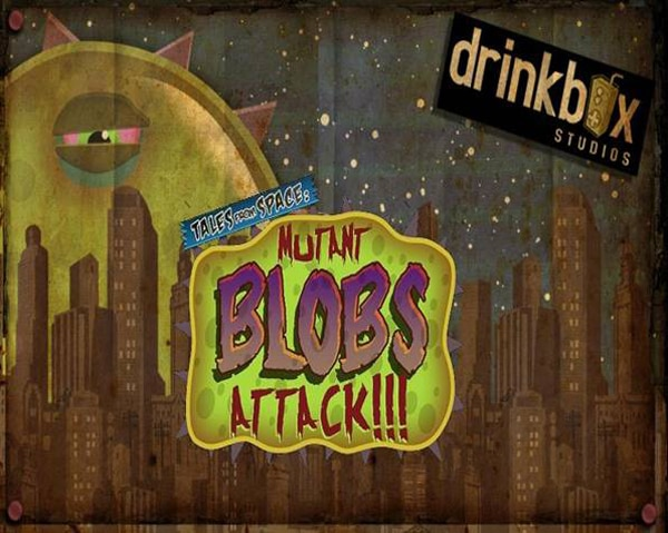 Tales From Space: Mutant Blobs Attack On Its Way To Steam