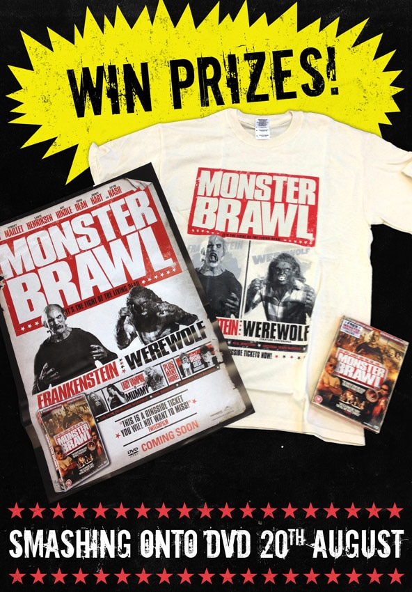 UK Readers: Win Some Face-Smackin' Monster Brawl Goodies!