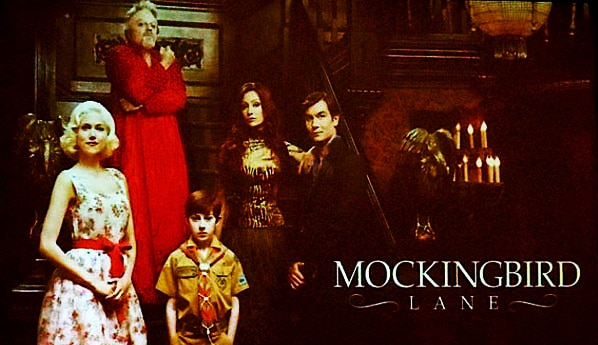 New Images From Mockingbird Lane Look Like Anything But The Munsters
