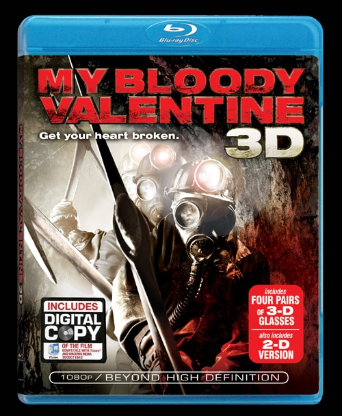 My Bloody Valentine on Blu-ray and DVD