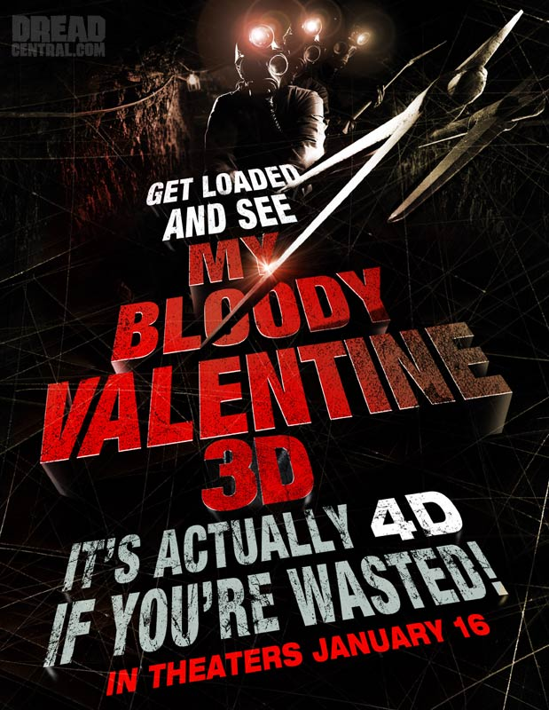 See My Bloody Valentine in 4D!