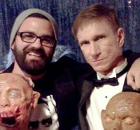 Next On Dread Central Live - Jourdan McClure and Bill Oberst Jr. Talk Children of Sorrow