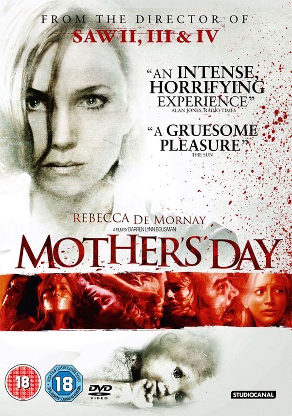 Darren Bousman's Mother's Day Hits Blu-ray and DVD ... in the UK